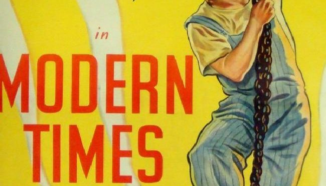 The Greatest films of all time:  17. Modern Times (1936)