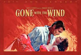 The Greatest films of all time:  23. Gone with the wind (1939)
