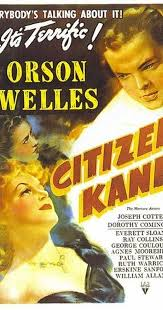 The Greatest films of all time:  26. Citizen Kane (1941)(USA)
